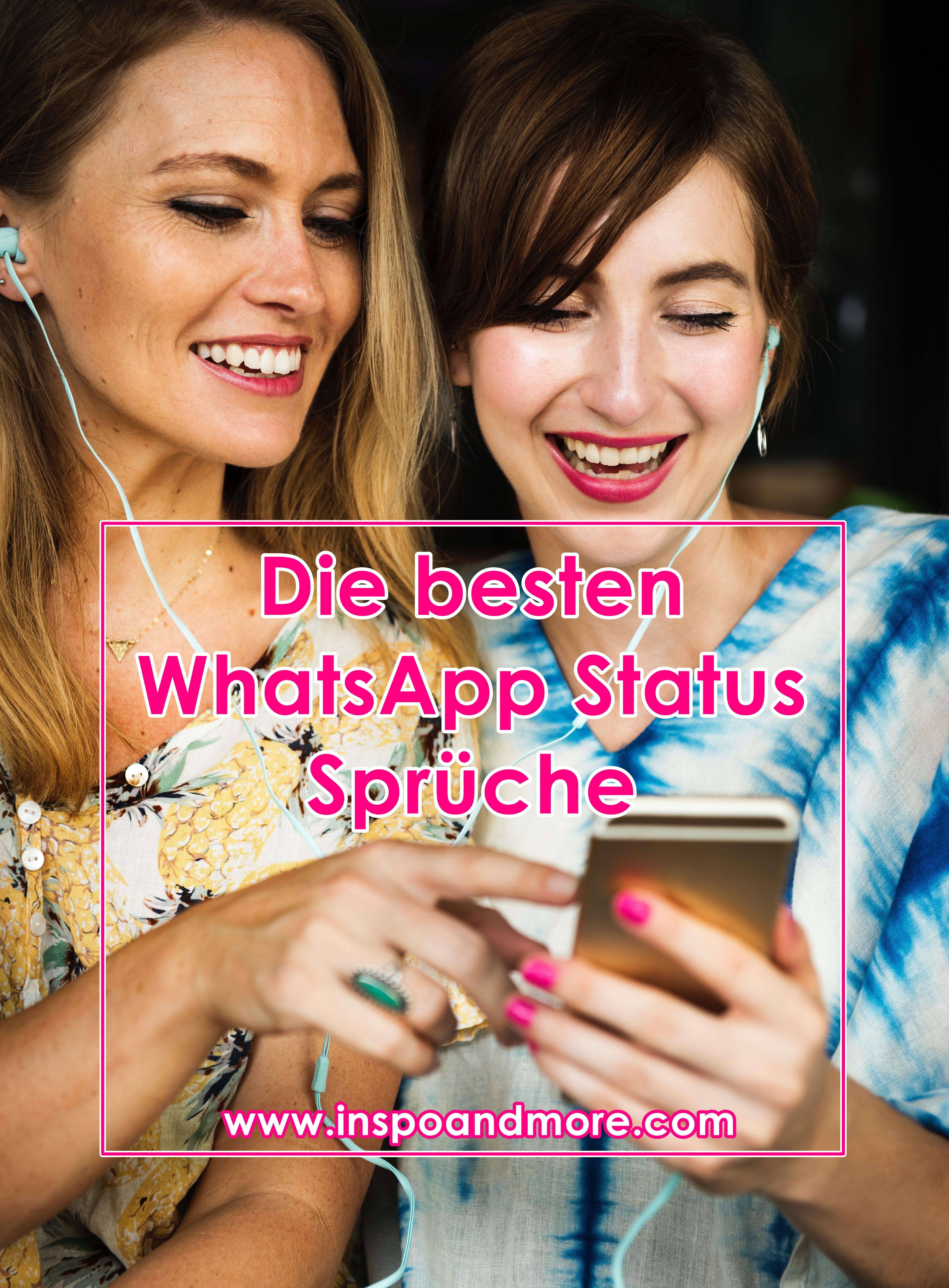 Die Besten Whatsapp Status Sprüche Inspo And More
